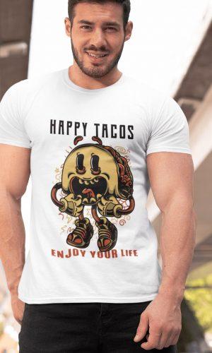 Мъжка тениска Funny M 011