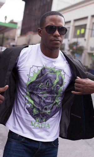 Мъжка тениска Funny M 018