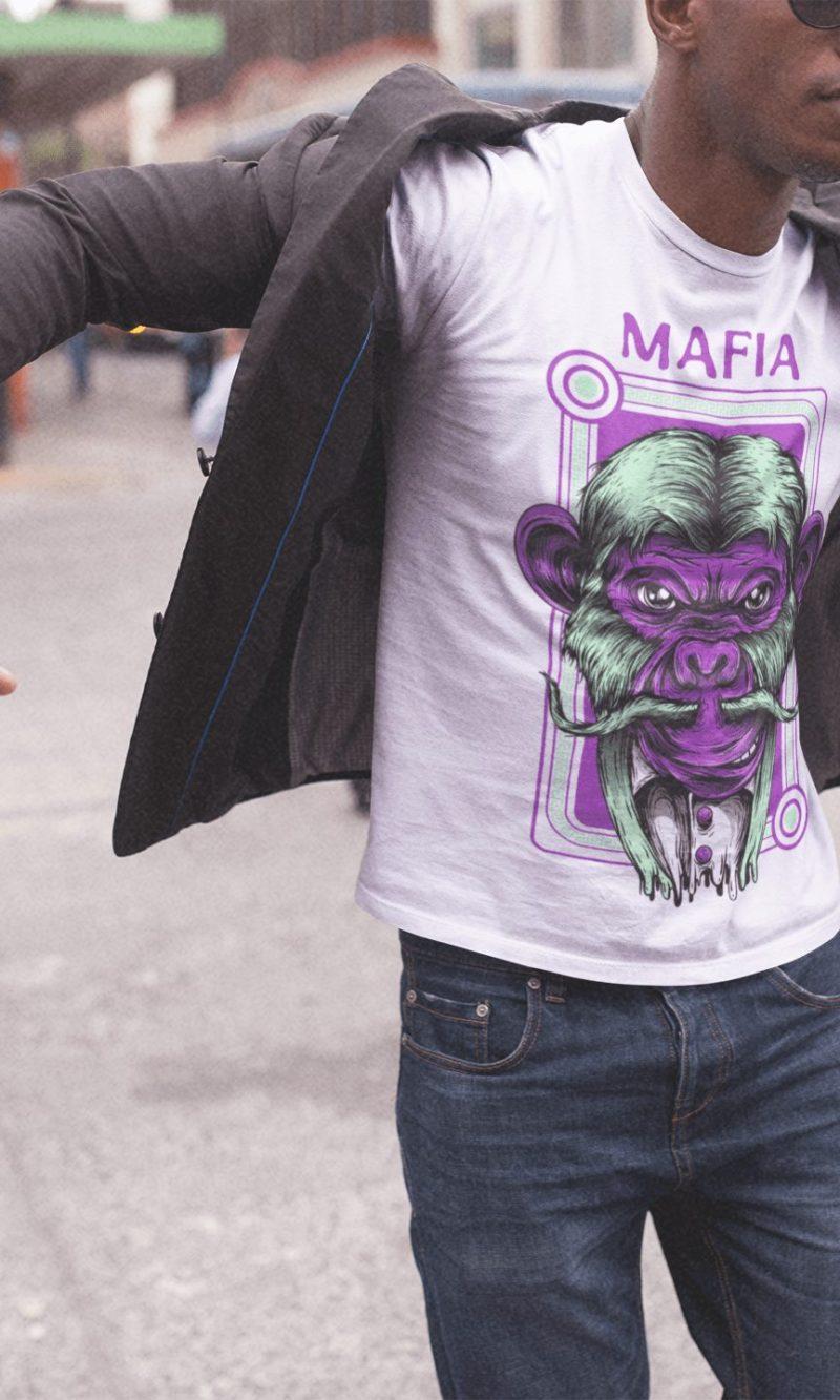 Мъжка тениска Funny M 019