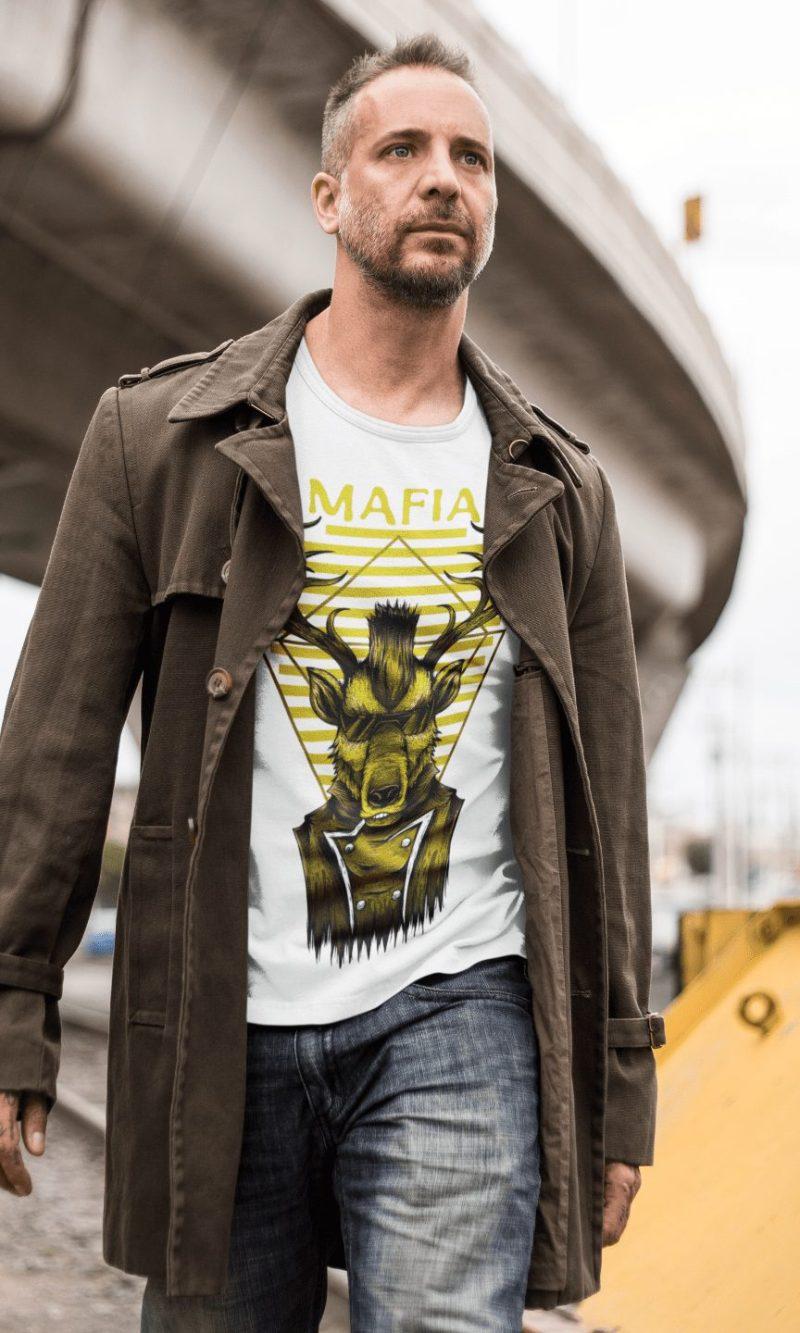Мъжка тениска Funny M 020