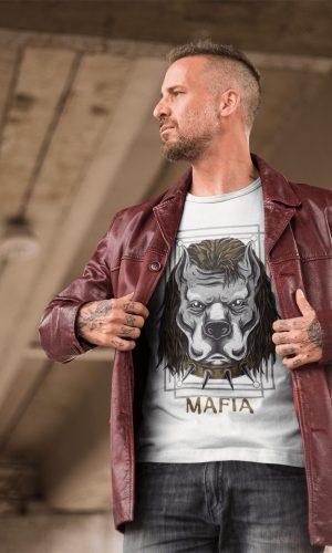 Мъжка тениска Funny M 021
