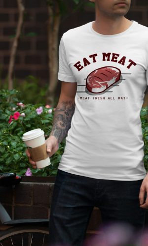 Мъжка тениска Funny M 023