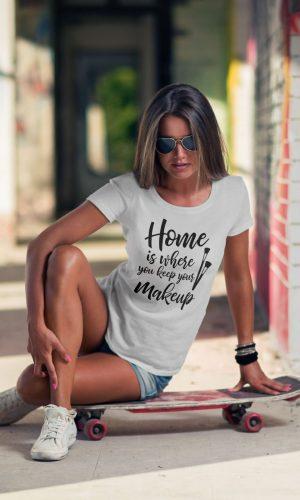Дамска тениска Funny W 010