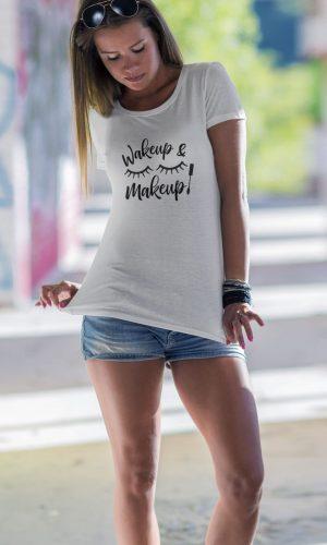 Дамска тениска Funny W 011