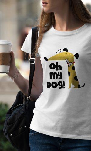Дамски забавни тениски