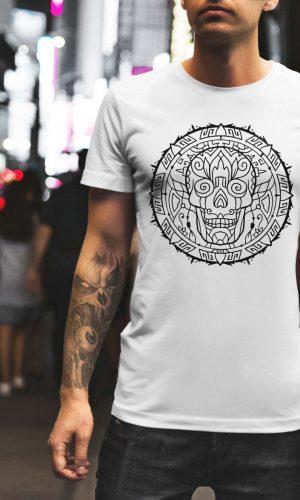 Мъжка тениска Mandala M 001