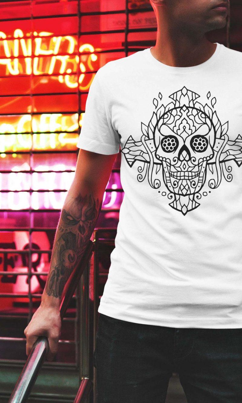 Мъжка тениска Mandala M 002