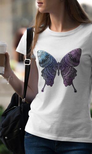 Дамска тениска Mandala W 016
