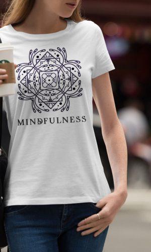 Дамска тениска Mandala W 020