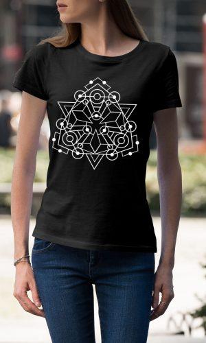 Дамска тениска Mandala W 006