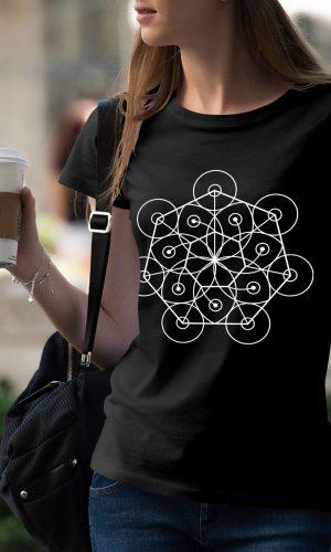 Дамска тениска Mandala W 007