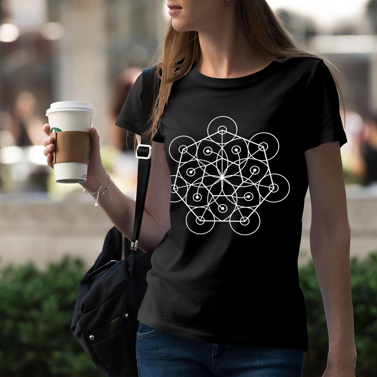 Дамска тениска Mandala W 007 - на супер цени от ZeroBG