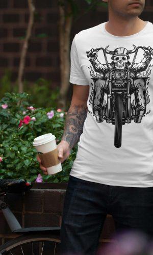 Мъжки Мото тениски