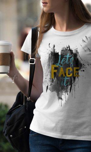 Дамска тениска Sentence W 002