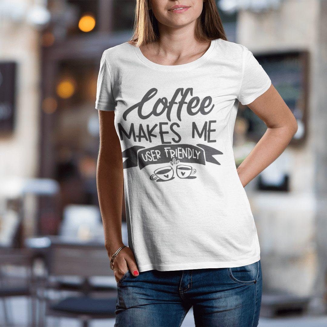 Дамска тениска Sentence W 022